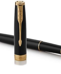 Parker Sonnet Fountain Pen - Gold Trim