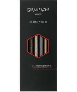Caran d'Ache Les + Mizensir Crayons - Scented Edition