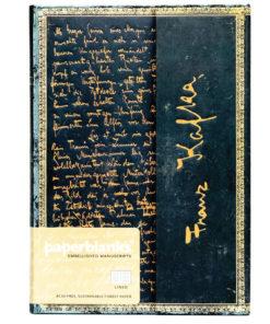 Paperblanks Kafka Metamorphosis Midi Lined Notebook