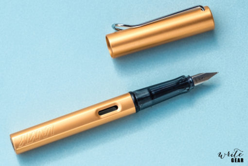 Lamy Al-star Bronze Limited Edition