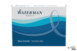 Waterman Fountain Pen Refills