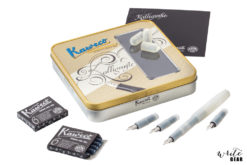 Kaweco Calligraphy Sport Set - Natural Coconut