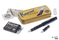 "Kaweco Calligraphy Set ""S"" Black"