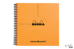 Rhodia Reverse Book Orange