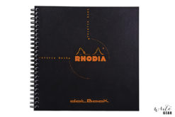 Rhodia Reverse Book Black