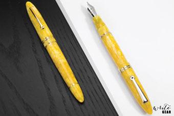 Leonardo Furore Fountain Pens - Sun Yellow