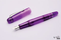 Opus 88 Picnic Fountain Pen in Purple colour