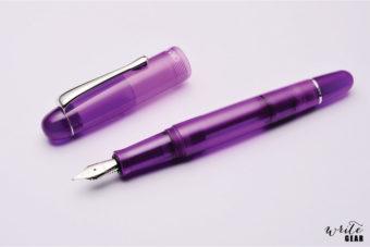 Opus 88 Picnic Fountain Pen in Purple colour