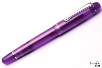 Opus 88 Picnic Fountain Pen in Purple colour with Closed Cap