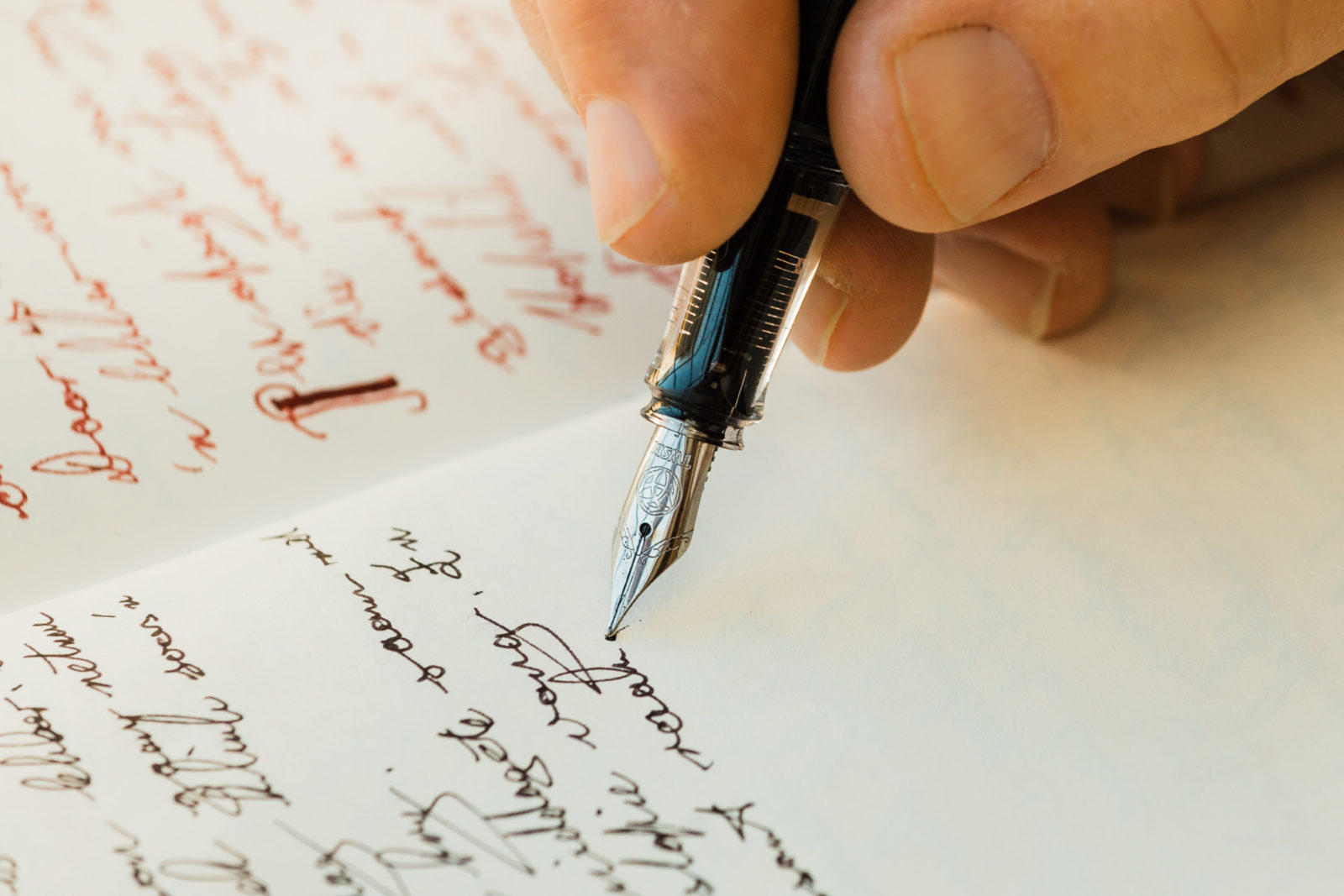 Ziets Writing Stuff Down