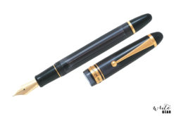 Pilot Custom 823 Fountain Pen Smokey Black