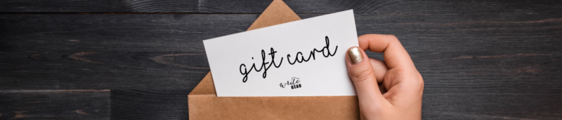 Gift Card Page Image