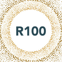 Front Cover Picture for R100 Gift Card
