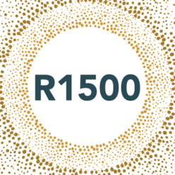 Front Cover Picture for R1500 Gift Card