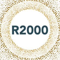 Front Cover Picture for R2000 Gift Card