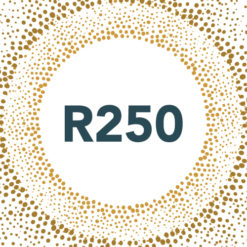 Front Cover Picture for R250 Gift Card