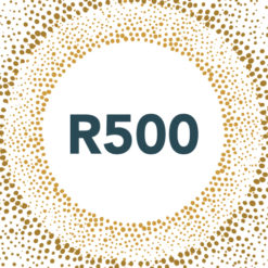 Front Cover Picture for R500 Gift Card