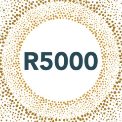 Front Cover Picture for R5000 Gift Card