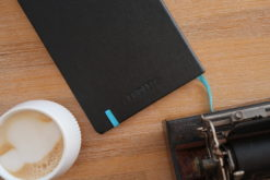 Endless Recorder Notebook - Infinite Space - A5