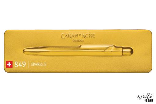 Caran D'Ache 849 Ballpoint Pen - Sparkle