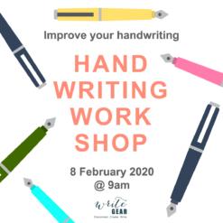 Handwriting Workshop