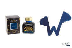 Diamine Fountain Pen Ink - Blue Black