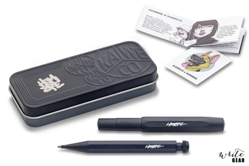 Kaweco Hombre Pen and Pencil Set