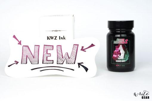 KWZ Fountain Pen Ink – Sheen Machine