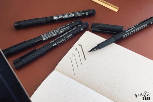 Faber-Castell Pitt Artist Pen® with Bold Brush Nib