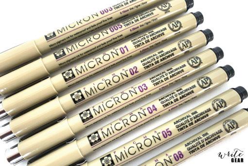Pigma Micron Drawing Pens