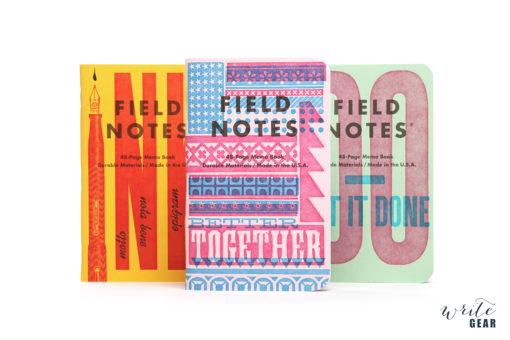 Field Notes Letterpress B