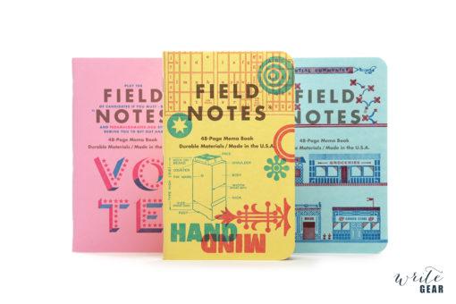 Field Notes Letterpress C