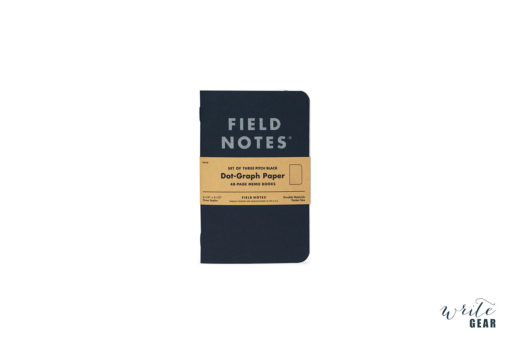 Field Notes Pitch Black Main