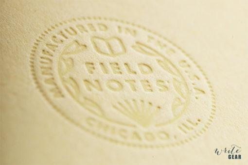 Field Notes Signature Series Deboss