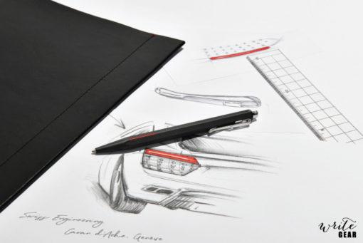Caran D'Ache Ecridor Ballpoint Pen Racing