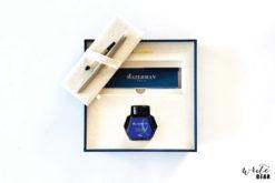 Waterman Hemisphere Essential Fountain Pen Gift Set