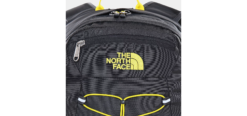 The North Face Borealis Classic Backpack - Black and Yellow