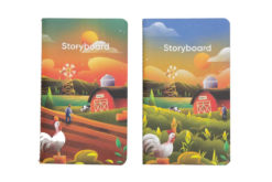 Endless Storyboard Notebook The Farm