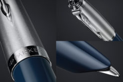 Parker 51 Fountain Pen - Midnight Blue