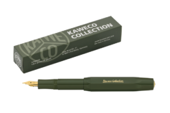 Kaweco COLLECTION Fountain Pen - Dark Olive