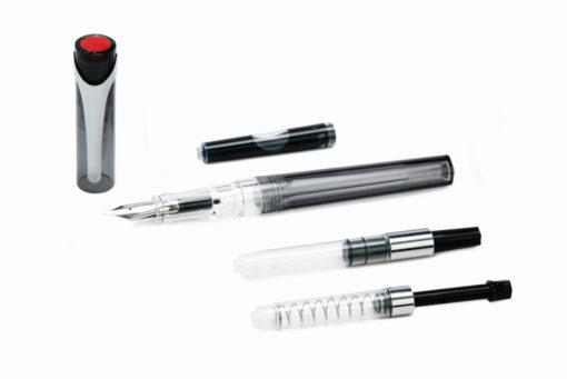 TWSBI Swipe Fountain Pen - Smoke